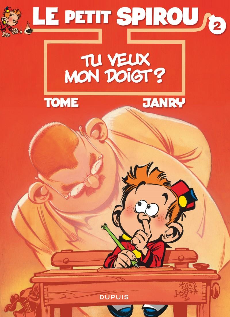 Le Petit Spirou - tome 2 - Tu veux mon doigt ?
