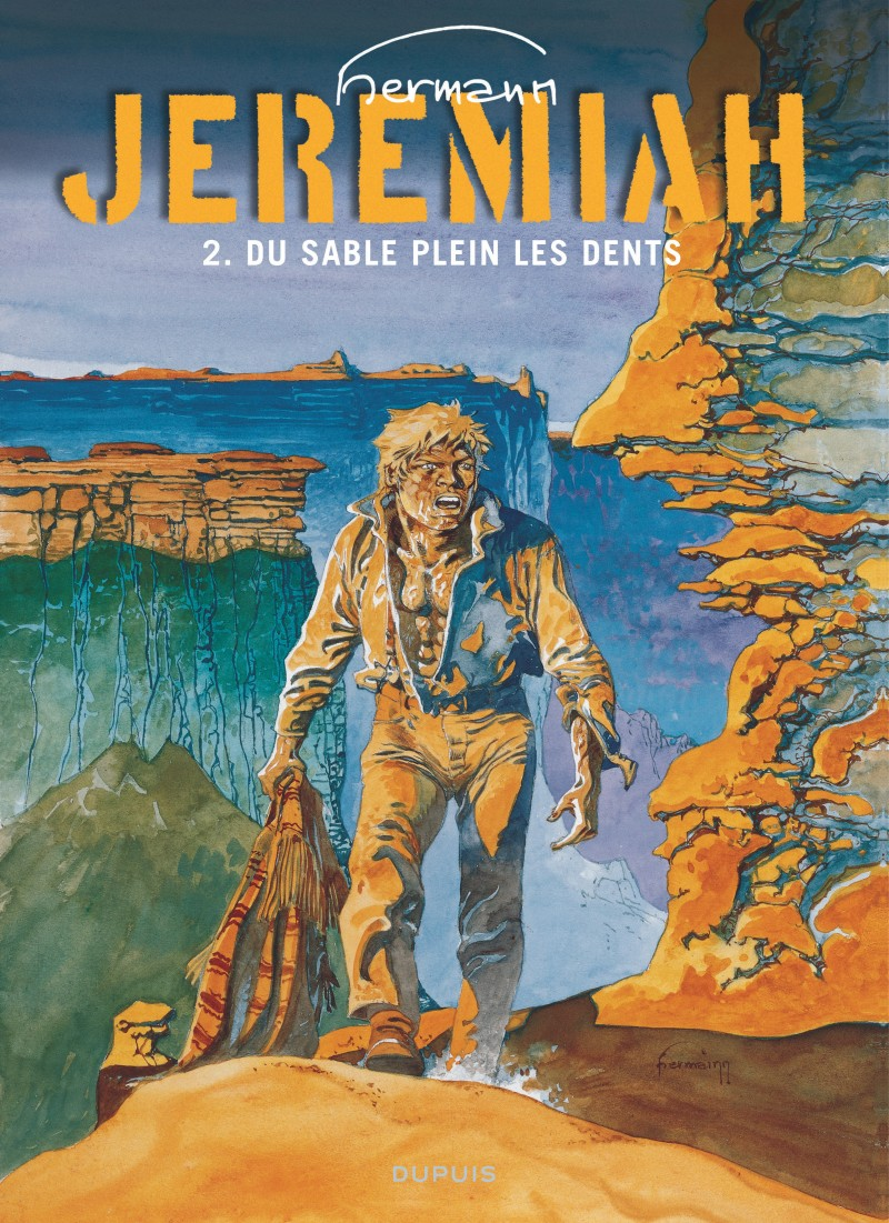 Jeremiah - tome 2 - Du sable plein les dents