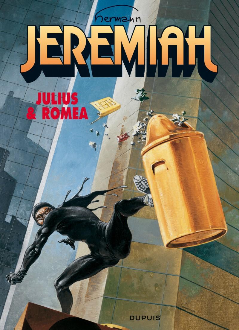 Jeremiah - tome 12 - Julius & Roméa
