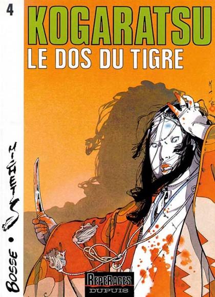 Kogaratsu - Le Dos du tigre