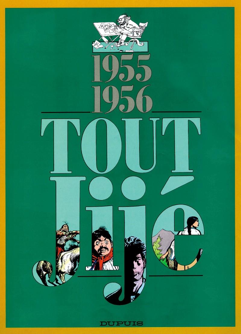 Complete Jijé - tome 4 - 1955-1956