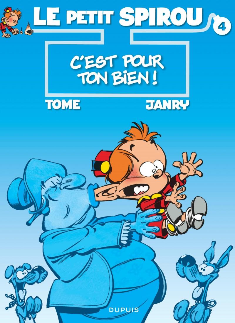 Le Petit Spirou - tome 4 - C'est pour ton bien !