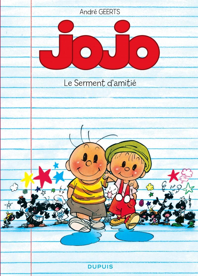 Jojo - tome 6 - Le Serment d'amitié