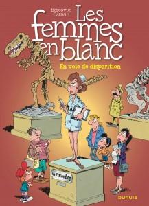 cover-comics-les-femmes-en-blanc-tome-13-en-voie-de-disparition