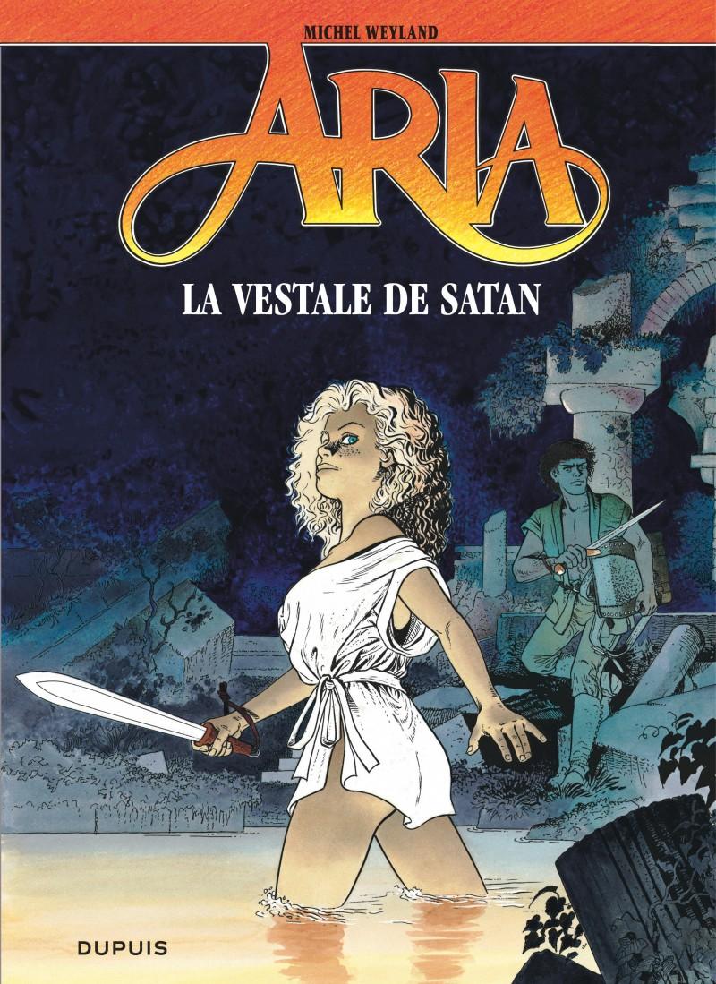 Aria - tome 17 - La Vestale de Satan