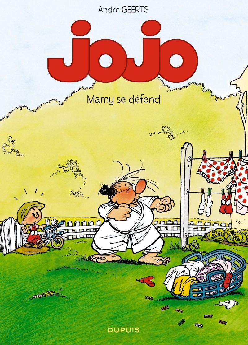 Jojo - tome 7 - Mamy se défend