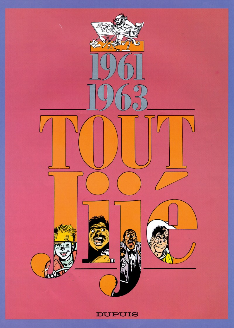 Complete Jijé - tome 9 - 1961-1963