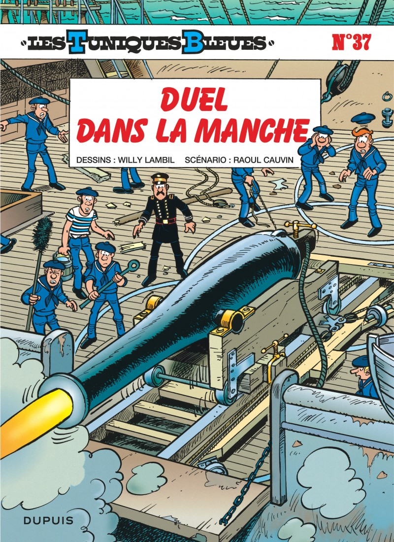 The Bluecoats - tome 37 - Duel dans la Manche