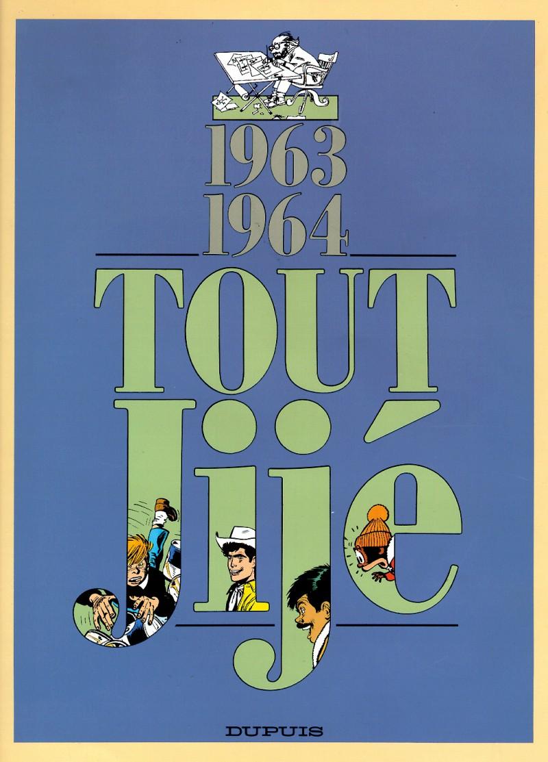 Complete Jijé - tome 10 - 1963-1964