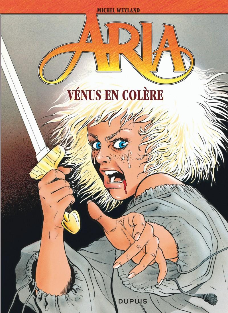 Aria - tome 18 - Vénus en colère