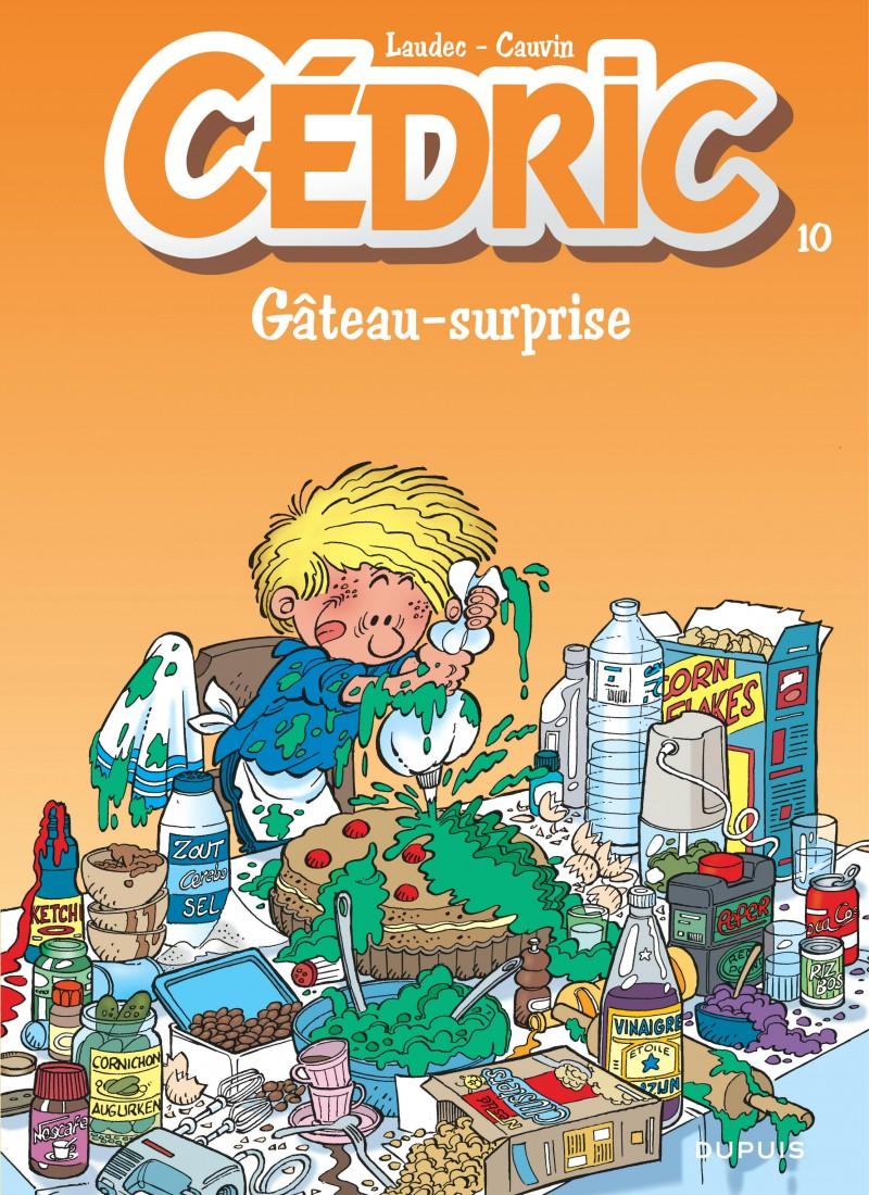 Cédric - tome 10 - Gâteau-surprise