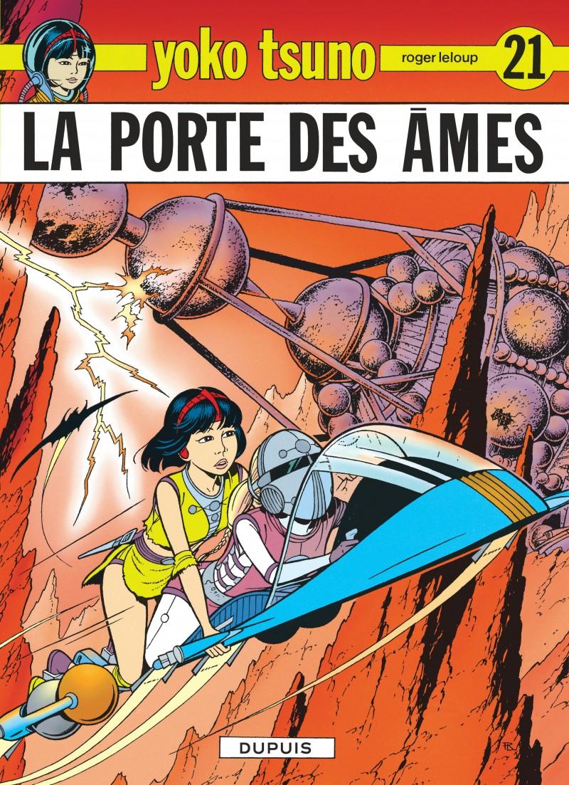Yoko Tsuno - tome 21 - La Porte des âmes