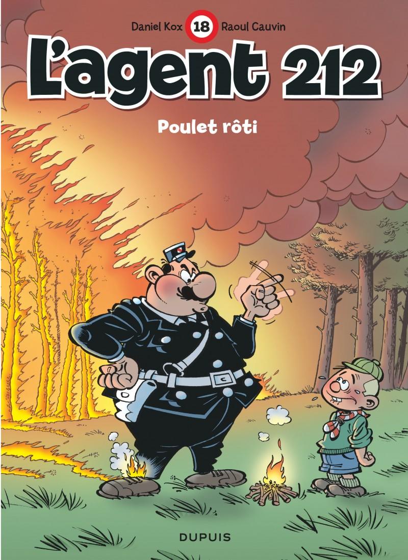 L'agent 212 - tome 18 - Poulet rôti