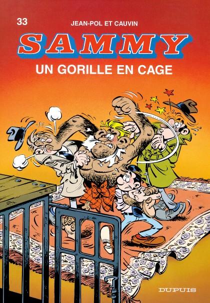 Sammy - Un Gorille en cage