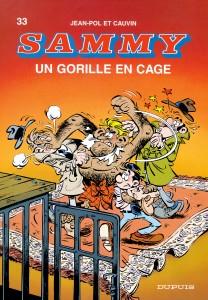cover-comics-sammy-tome-33-un-gorille-en-cage