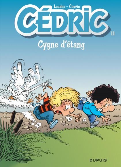 Cédric - Cygne d'étang