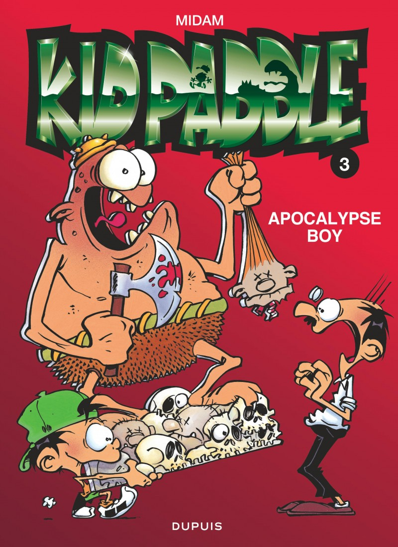 Kid Paddle - tome 3 - Apocalypse boy