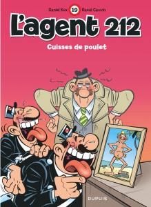cover-comics-l-8217-agent-212-tome-19-cuisses-de-poulet