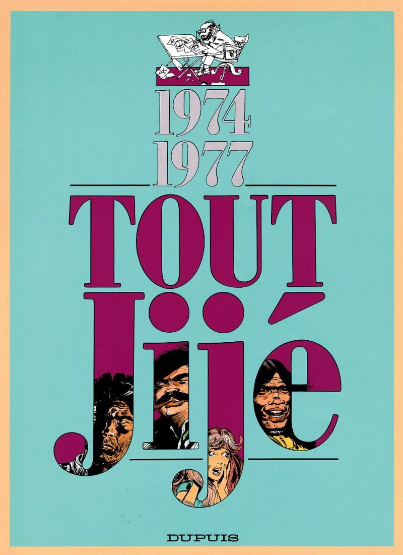 Complete Jijé - tome 13 - 1974-1977