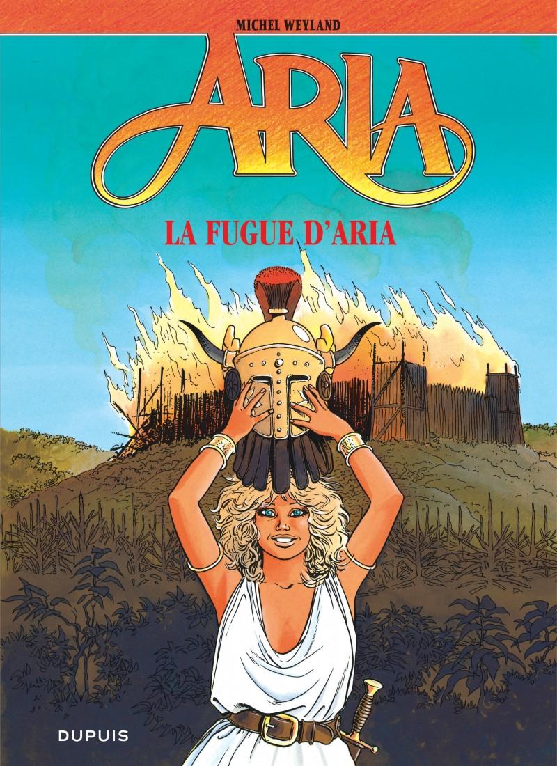 Aria - tome 1 - La Fugue d'Aria