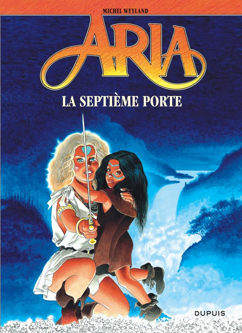 Aria - tome 3 - La Septième porte