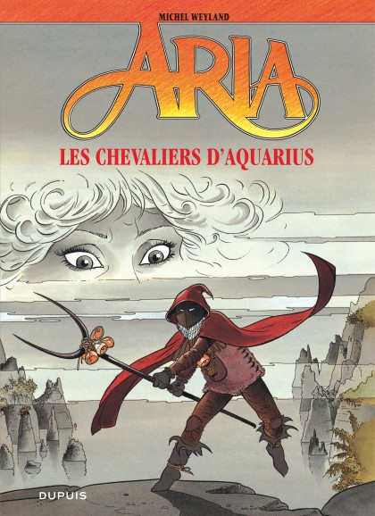 Aria - Les Chevaliers d'Aquarius