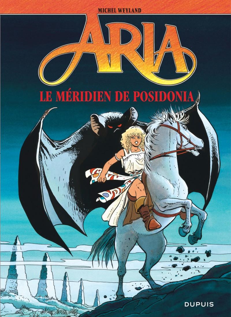 Aria - tome 8 - Le Méridien de Posidonia