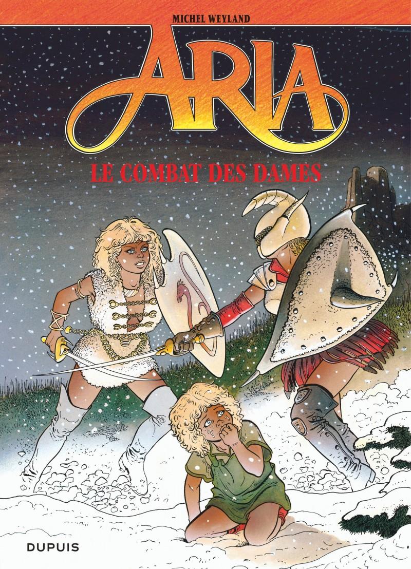 Aria - tome 9 - Le Combat des dames