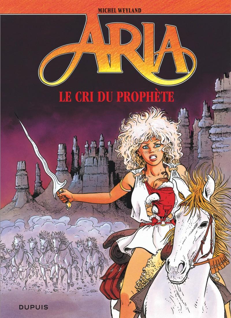 Aria - tome 13 - Le Cri du prophète