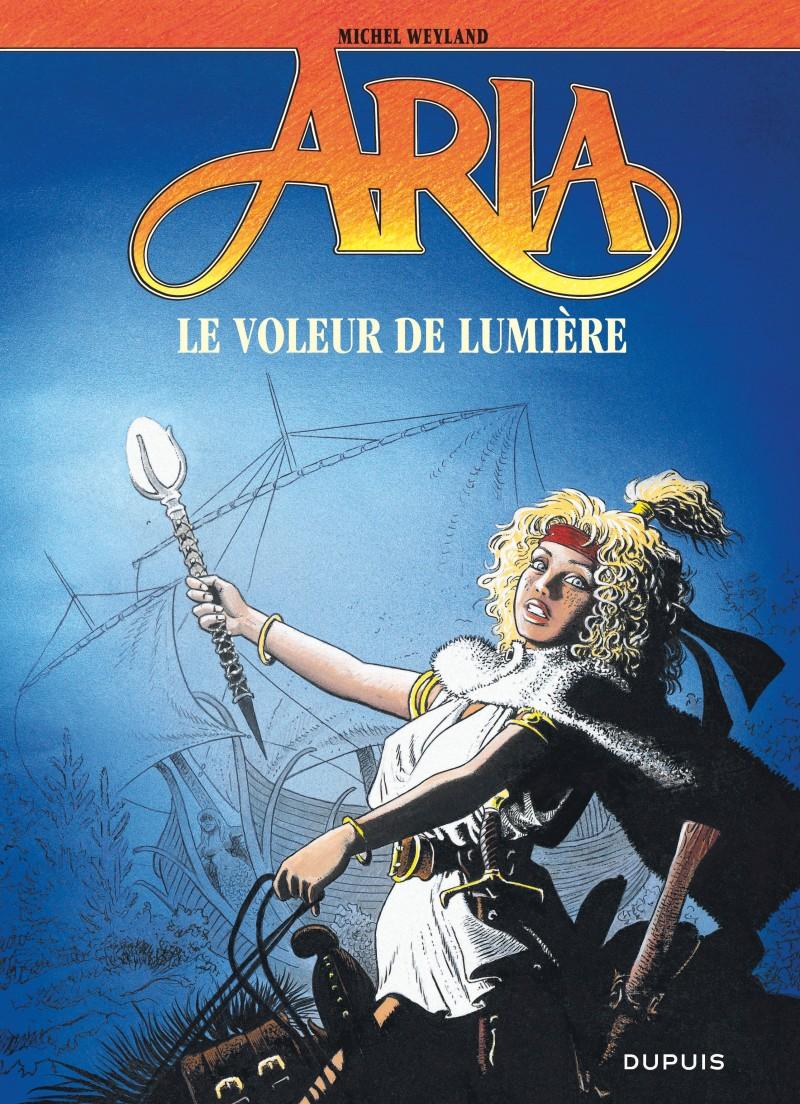Aria - tome 14 - Le Voleur de lumière