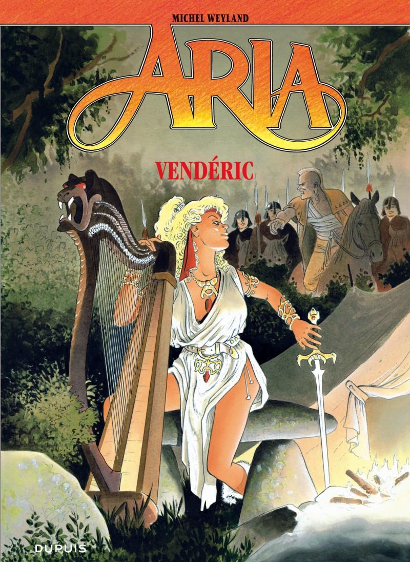 Aria - tome 15 - Vendéric