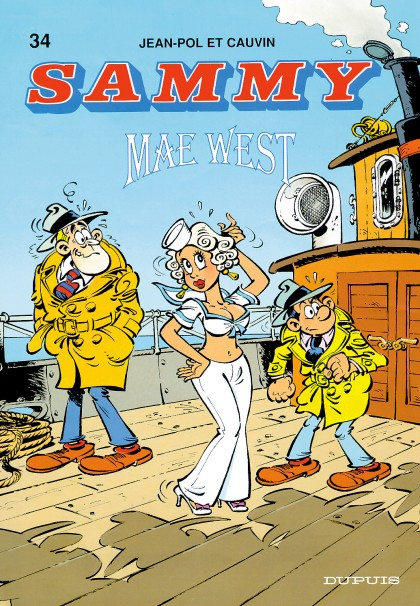 Sammy - Mae West