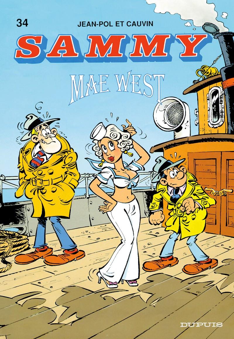 Sammy - tome 34 - Mae West