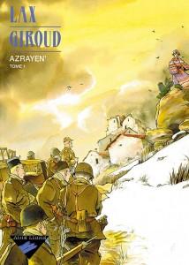 cover-comics-azrayen-8217-tome-1-tome-1-azrayen-8217-tome-1