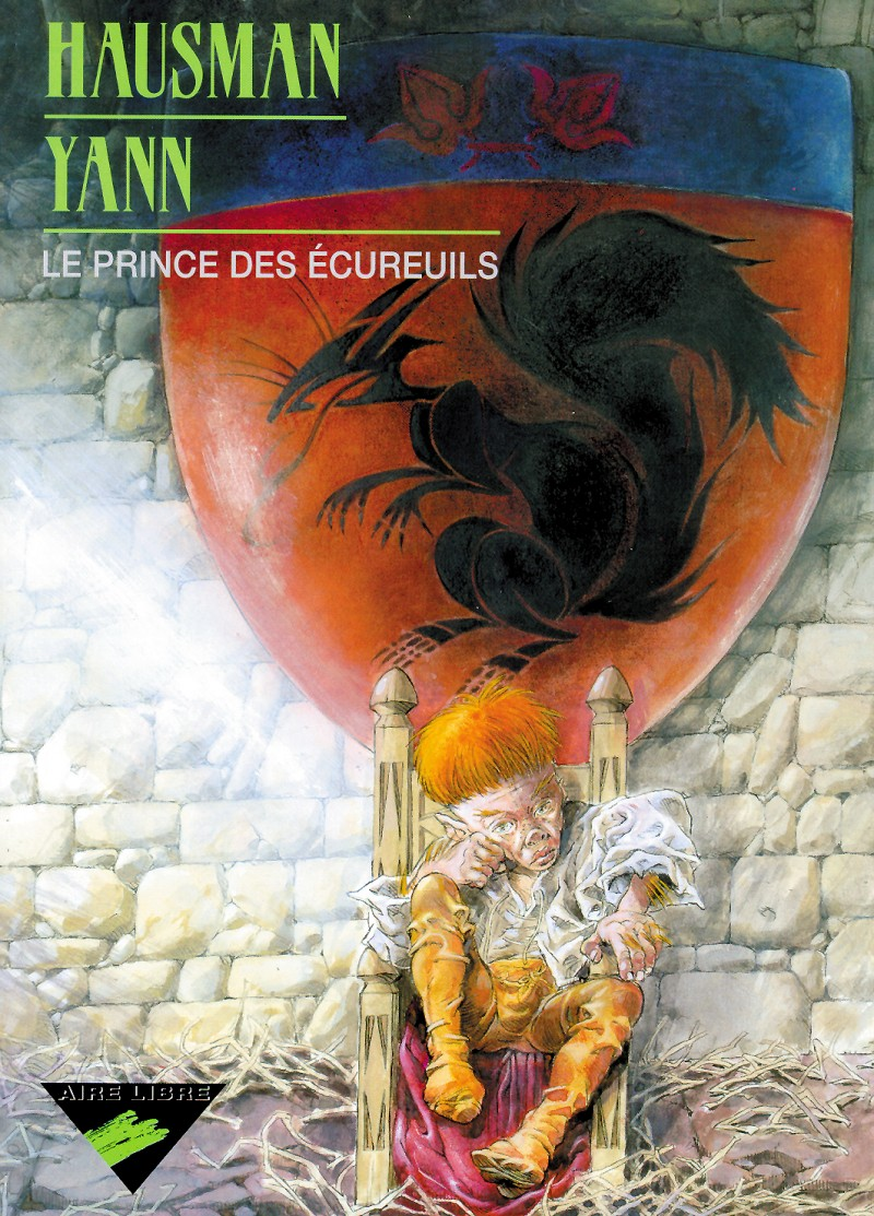 The Prince of Squirrels - Le Prince des écureuils