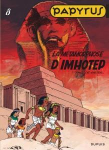 cover-comics-papyrus-tome-8-la-mtamorphose-d-8217-imhotep