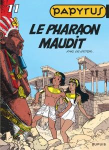 cover-comics-papyrus-tome-11-le-pharaon-maudit