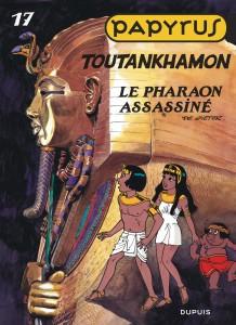 cover-comics-papyrus-tome-17-toutankhamon