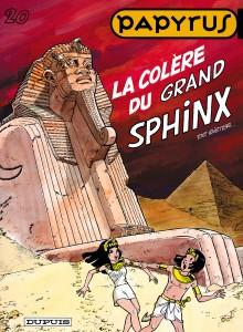 cover-comics-papyrus-tome-20-la-colre-du-grand-sphinx