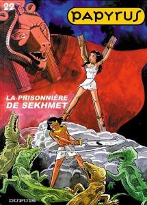 cover-comics-papyrus-tome-22-la-prisonnire-de-sekhmet