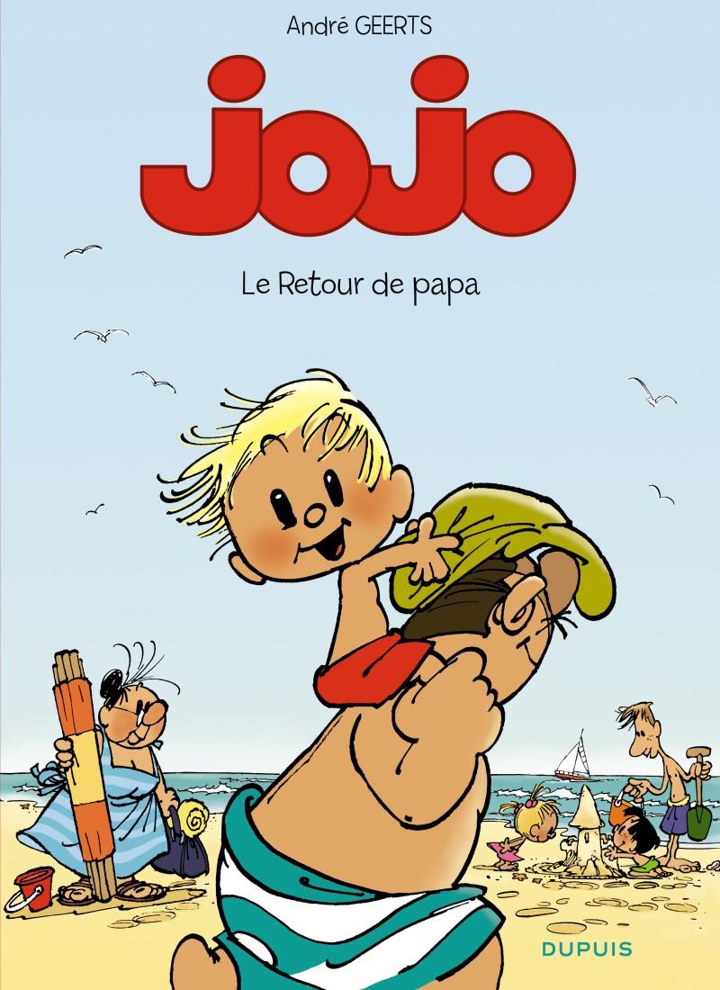 Jojo - tome 9 - Le Retour de papa