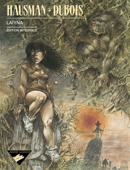 Laïyna (édition intégrale) - Laïyna (édition intégrale)