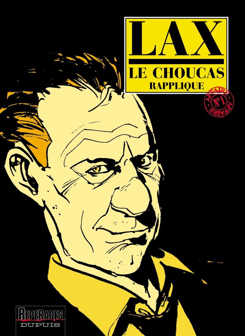 Le Choucas - tome 1 - Le Choucas rapplique