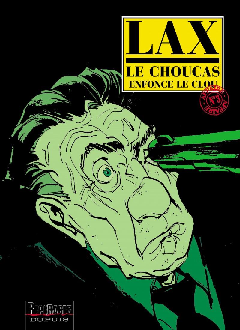 Le Choucas - tome 3 - Le Choucas enfonce le clou