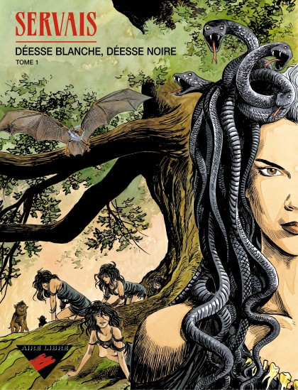 Déesse blanche, déesse noire - Déesse blanche, déesse noire, tome 1