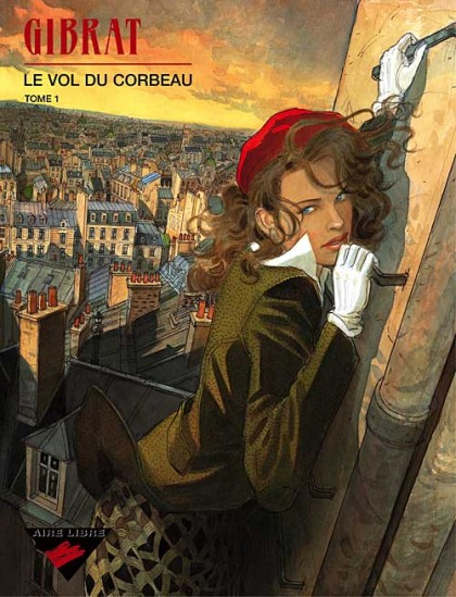 The Flight of the Crow - Le Vol du Corbeau, tome 1