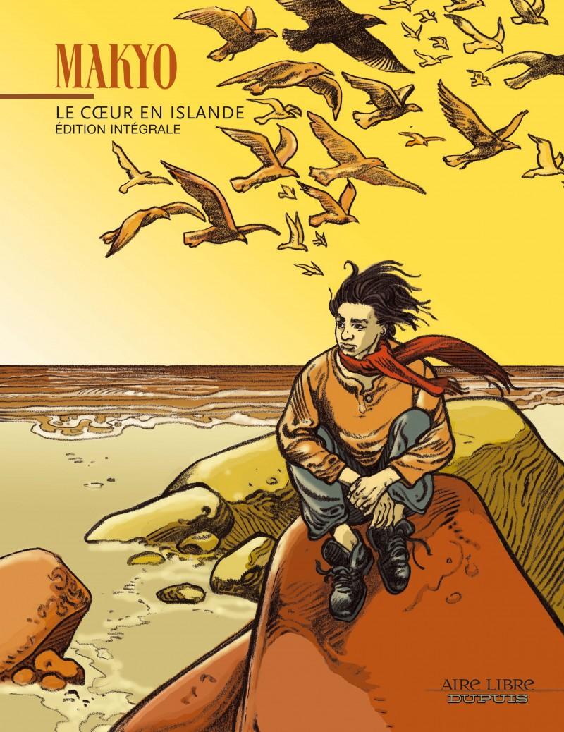 Heart in Iceland - Compilation - Le coeur en Islande Intégrale (tomes 1 & 2)