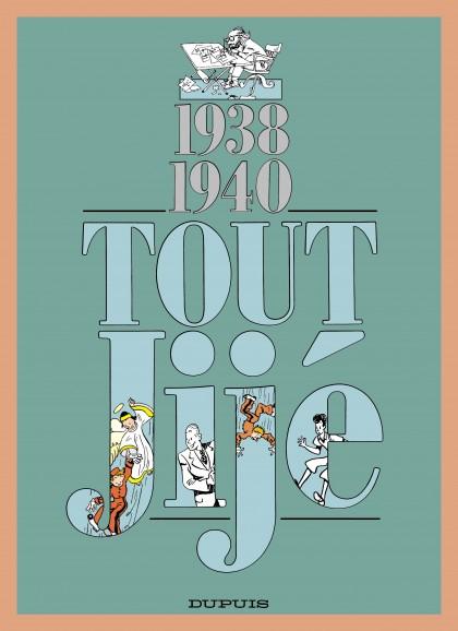 Complete Jijé - 1938-1940