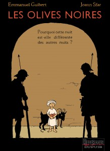 cover-comics-les-olives-noires-tome-1-pourquoi-cette-nuit-est-elle-diffrente-des-autres-nuits