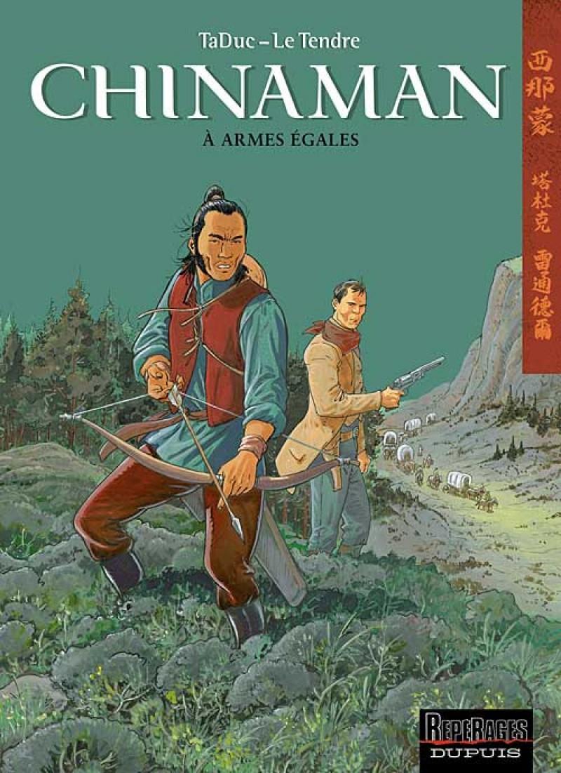 Chinaman - tome 2 - À armes égales